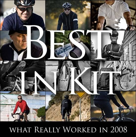 Best Cycling Kit and Gear 2008