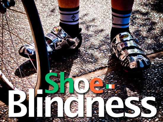 Chrome Shoes cause retinal damage