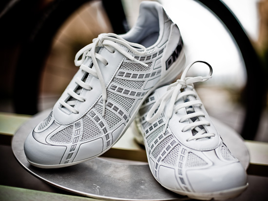 DMT Dragons are stylish cycling-styled casual shoes